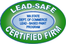PaintSmith Company is a Certified Lead Based Paint Firm.